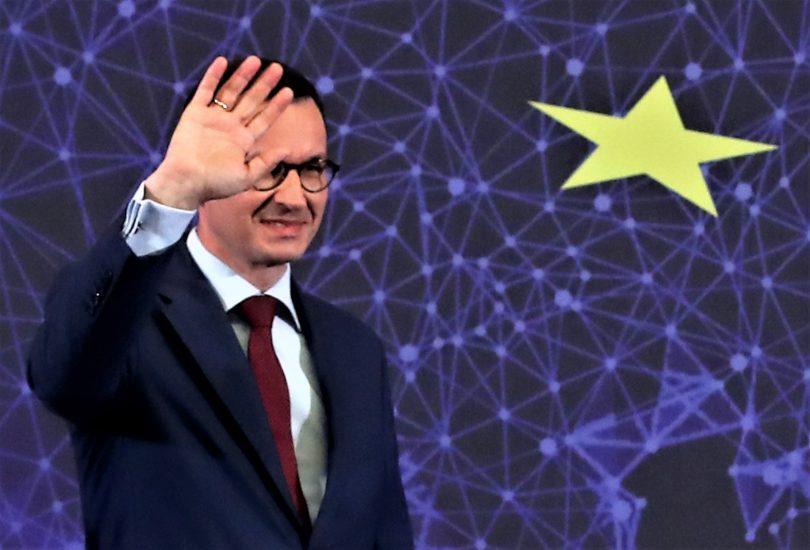 """PO domaga się wyjaśnień ws. nieruchomości premiera.  Morawiecki wraz z żoną składają pozew przeciwko """"Gazecie Wyborczej"""""""