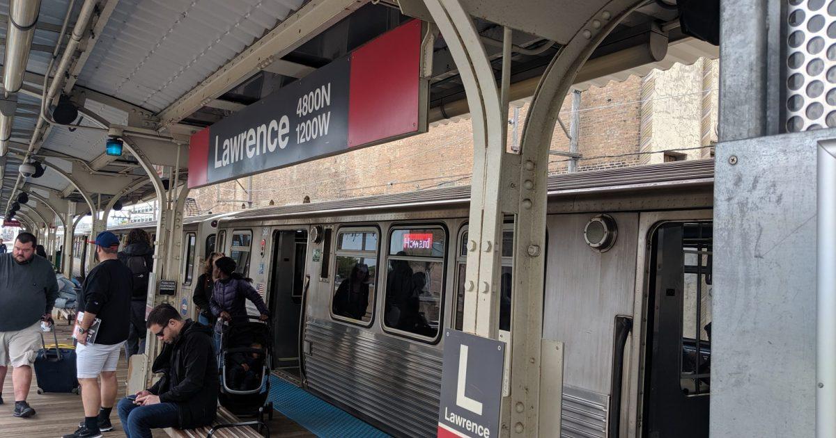 CTA na trzy lata zamknie stacje Red Line na Lawrence i Berwyn