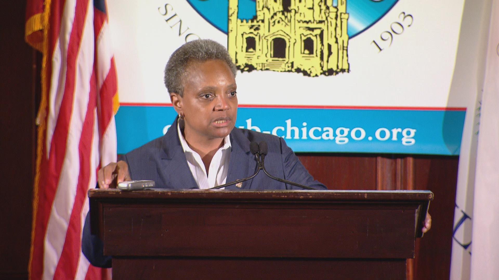 Burmistrz Lori Lightfootbędzie walczyła ze skorumpowanymi radnymi