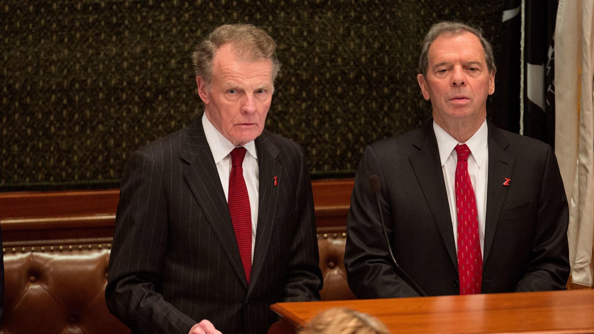 Madigan i Cullerton wydali ponad 420 tysięcy dolarów na bilety sportowe z funduszu wyborczego