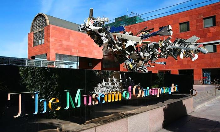 Przez 5 lat za darmo do muzeum w Los Angeles dzięki dużemu datkowi