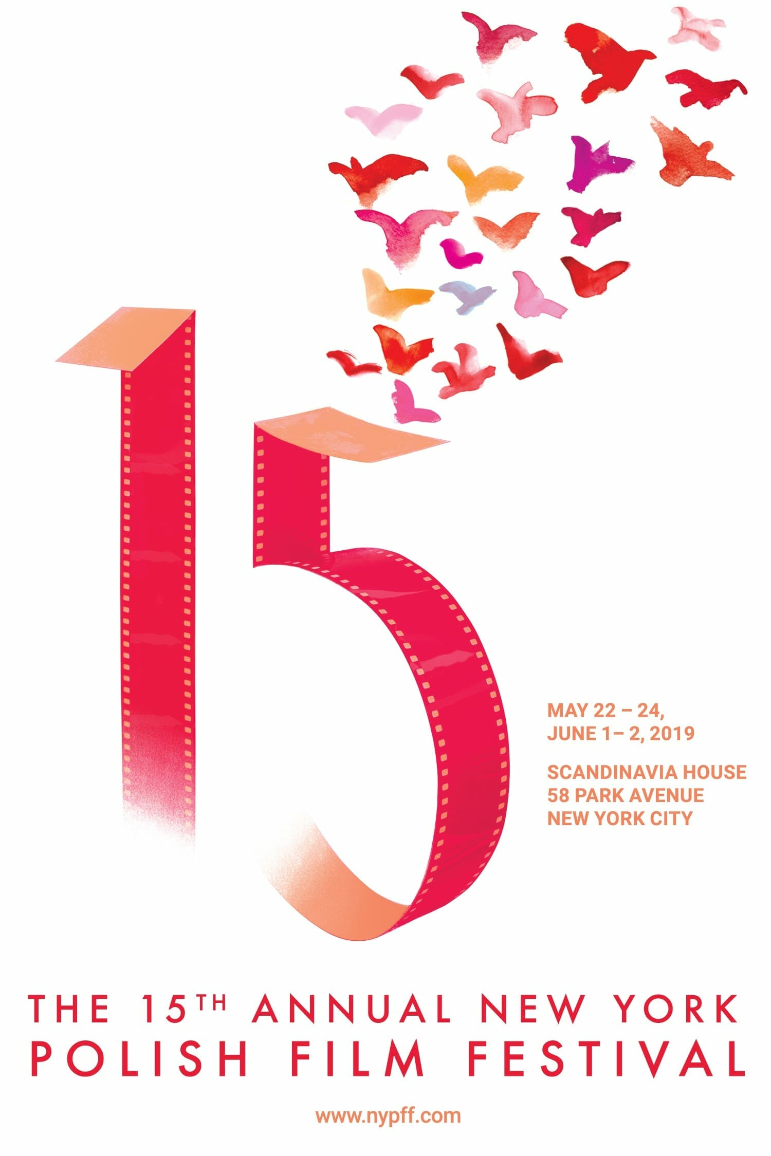 15. edycja Festiwalu Filmów Polskich w Nowym Jorku trwa