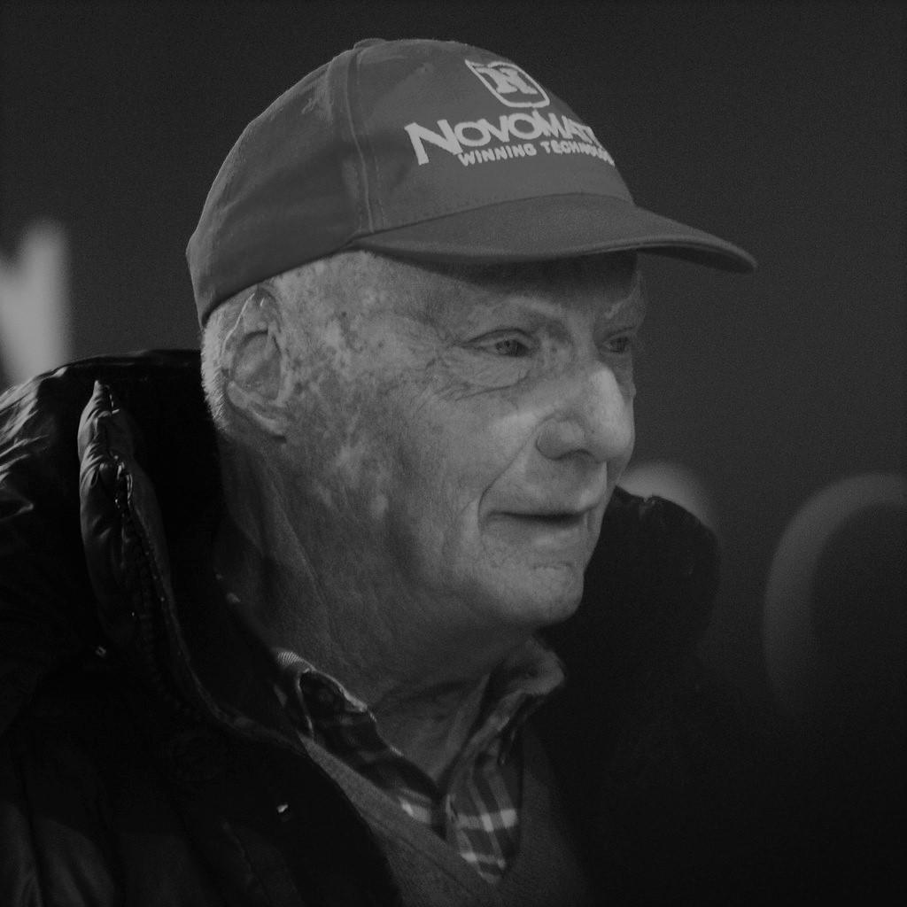 Formuła 1 – Niki Lauda nie żyje