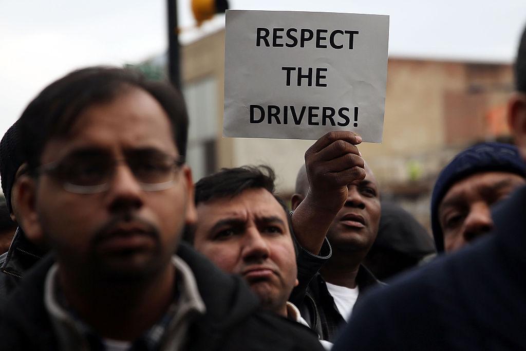 Strajk kierowców Uber i Lyft