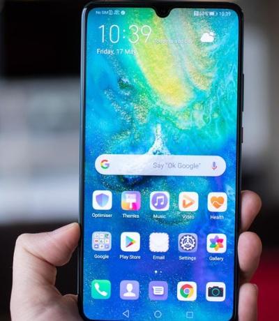 Google odcina Huawei od niektórych uaktualnień Androida