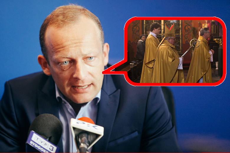 Poseł Paweł Olszewski: Biskup Tyrawa musi zostać odwołany. Miejsce tuszujących pedofilię jest w więzieniu