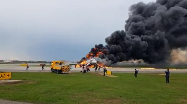 Murmańsk ogłosił 3-dniową żałobę po katastrofie lotniczej