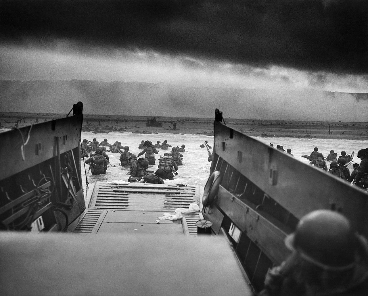 Francja: Bogaty w wydarzenia dzień 75-tej rocznicy lądowania aliantów w Normandii