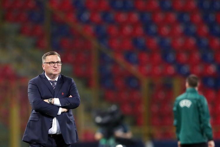 Piłka nożna – Michniewicz: Do awansu zabrakło niewiele