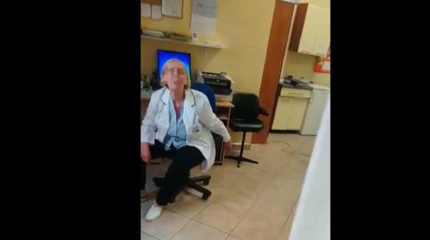 Mysłowice: Skandal w szpitalu. Zdenerwowana lekarka krzyczała na ojca pacjenta