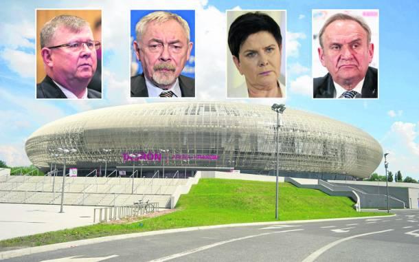 Jak marszałek i prezydent byli w Rzymie i wrobili Kraków w niechciane igrzyska