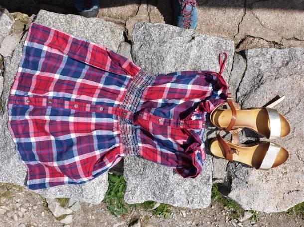 Takich zagubionych elementów garderoby jeszcze w Tatrach nie widzieliście