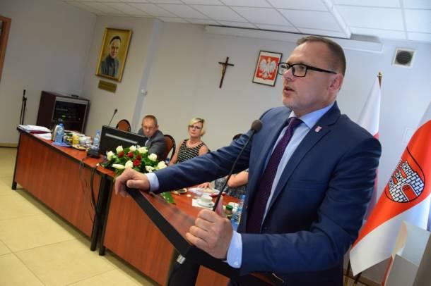 Łódzkie: Prezydent Sieradza potrącił kobietę i się nie zatrzymał