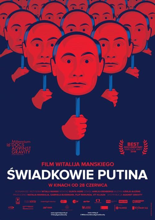 Dokument o kulisach dojścia do władzy Władymira Putina w kinach
