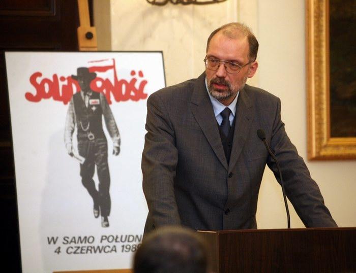 Historyk profesor Andrzej Nowak został laureatem tegorocznej nagrody imienia Lecha Kaczyńskiego