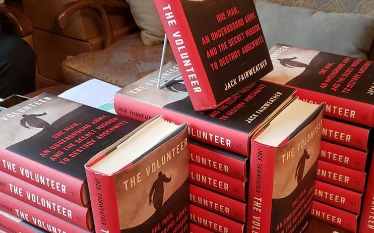 Spotkanie z autorem książki o Witoldzie Pileckim