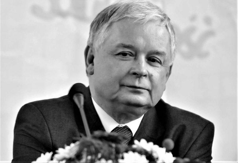 Dziś 70 lat skończyłby Lech Kaczyński. Lichocka: Śp. prezydent wiedział, jak budować bezpieczeństwo w regionie