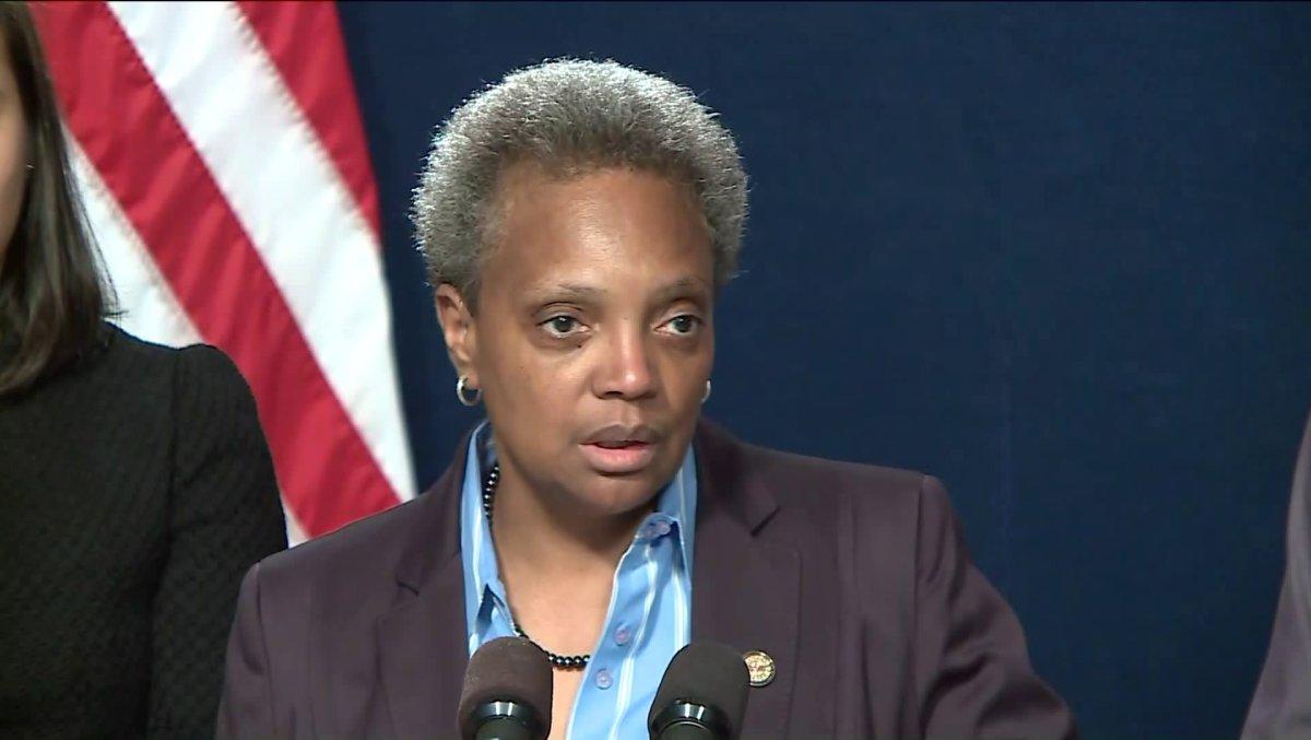 Burmistrz Lori Lightfoot zapowiada zmiany w przyznawaniu odszkodowań pracownikom miejskim