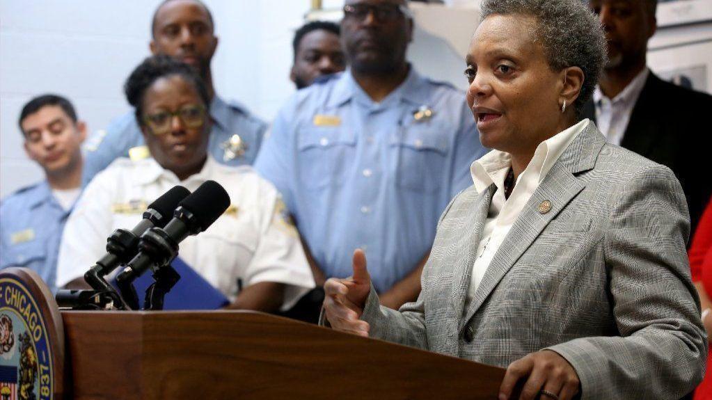 Policja zacieśnia współpracę z mieszkańcami Chicago