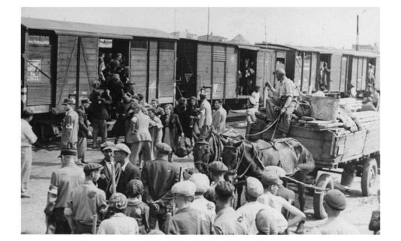 Holenderskie koleje wypłacą odszkodowania ofiarom Holokaustu za udział w przewożeniu Żydów