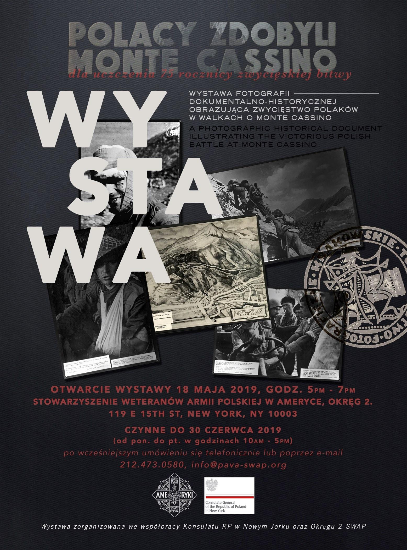 Wystawa fotografii wojennych