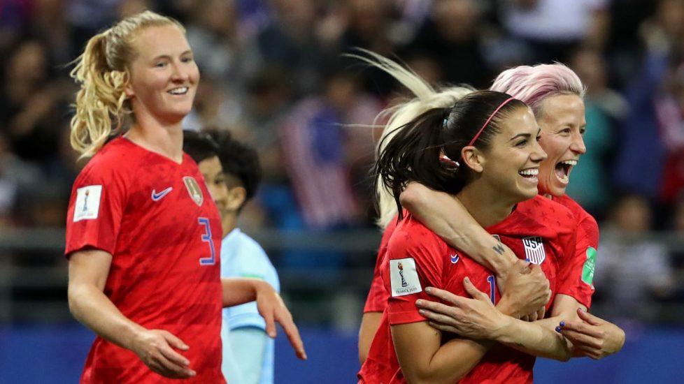 Rekordowe zwycięstwo USA na MŚ kobiet. Amerykanki pokonały Tajlandię aż 13:0!