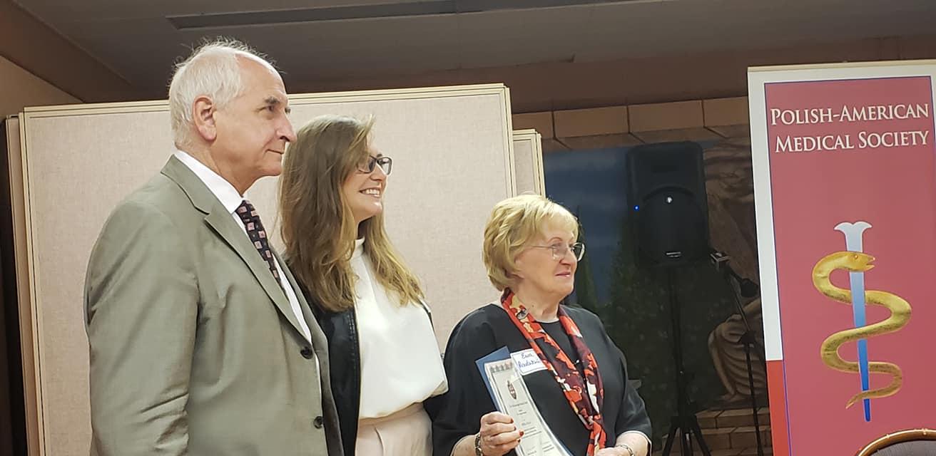 Związek Lekarzy Polonijnych przyznal stypendia studentom medycyny