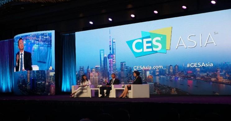 CES Asia 2019: Pionowe farmy uratują świat przed głodem