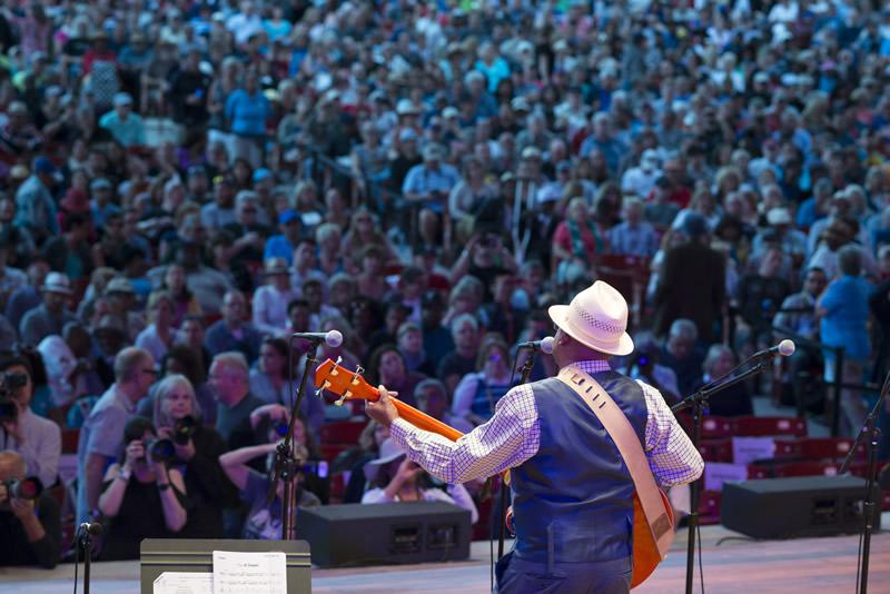 Rozpoczął się 36. Chicago Blues Festival