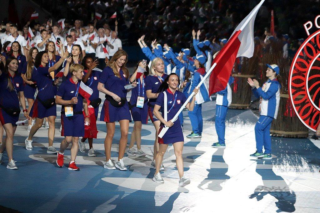 W Mińsku otwarto II Igrzyska Europejskie