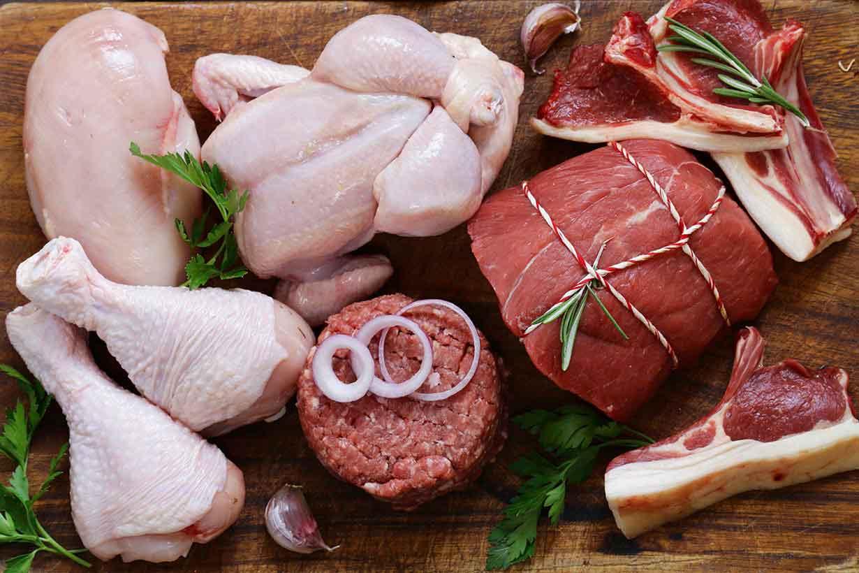 Białe i czerowone mięso tak samo źle wpływa na nasz cholesterol