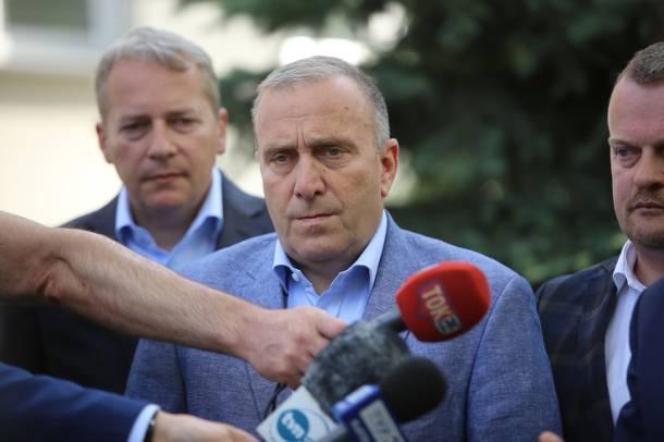 Skąd decyzja o odsunięciu Schetyny od kandydowania na premiera?