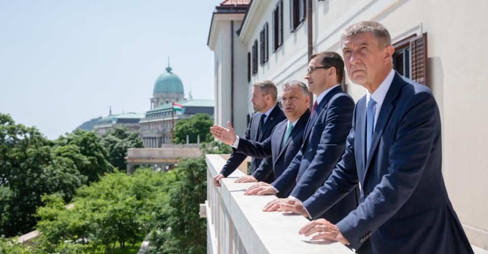 Premierzy krajów Grupy Wyszehradzkiej będą reprezentowali wspólne stanowisko w Brukseli