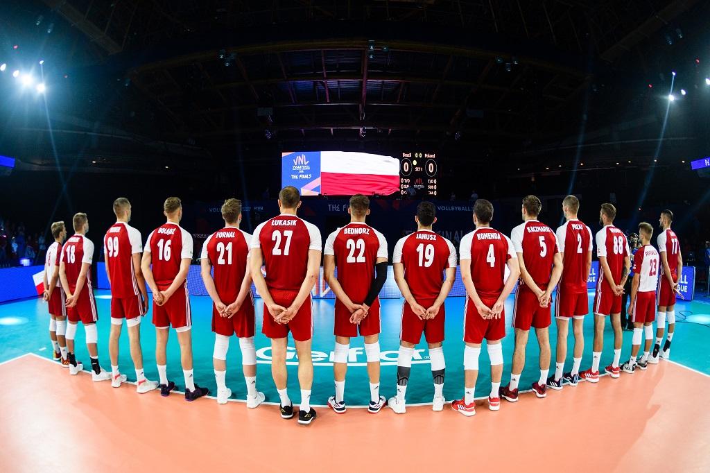 Polscy siatkarze rozpoczęli udział w mistrzostwach Europy od zwycięstwa