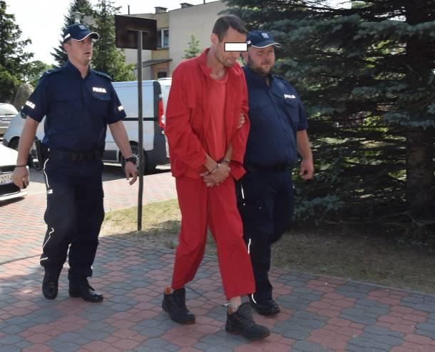 Po zabójstwie 9-miesięcznej Blanki z Olecka. Ojciec niemowlaka wyszedł na wolność