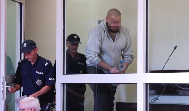 Oleśnica: Policjant, który udusił swoją żonę, właśnie usłyszał wyrok
