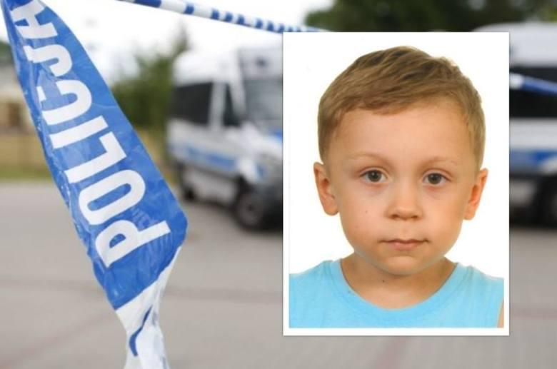 Znaleziono ciało 5-letniego Dawidka