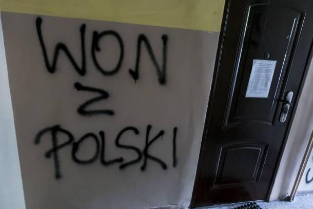 """Warszawa: Próba zabójstwa Ukraińców, którzy budują metro. """"Wrzucono podpaloną butelkę z benzyną"""""""