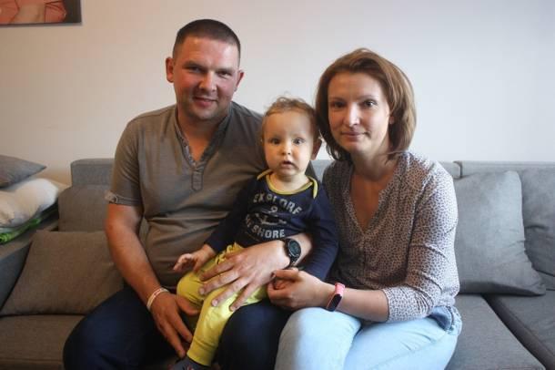 W szpitalu usłyszała, że poroniła. Dziś Tymon ma już… 14 miesięcy