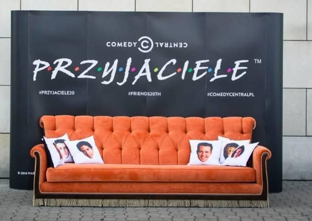 """Friendfest. Wielkie święto serialu """"Przyjaciele"""" w Warszawie. Takiej imprezy jeszcze w Polsce nie było"""