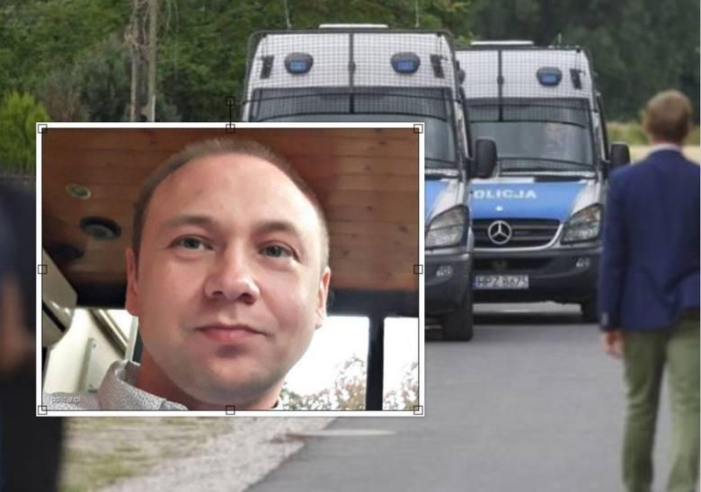 Dawid Żukowski zaginął. Policja ustaliła wydarzenia ostatnich 4 godzin życia jego ojca. Dzisiaj pogrzeb