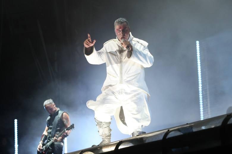 Rammstein w Chorzowie na Stadionie Śląskim