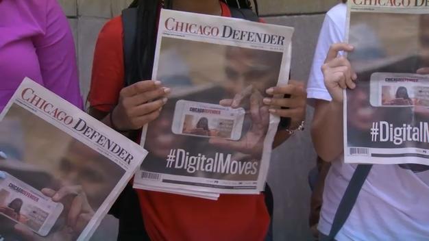 """Zakończono druk gazety """"Defender"""""""