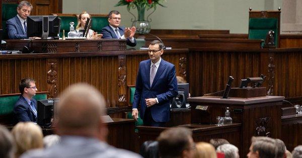 Wszyscy byli premierzy zaproszeni na expose Mateusza Morawieckiego
