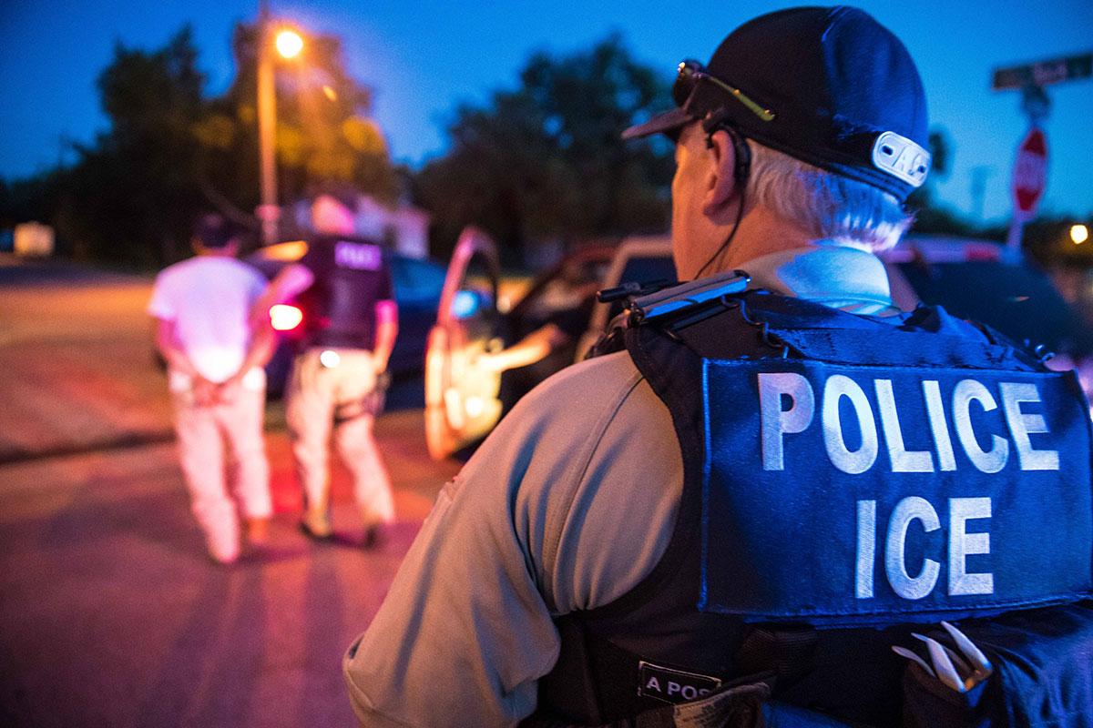 W niedzielę ICE rozpoczyna akcję zatrzymywania nielegalnych imigrantów w USA