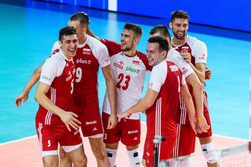 Brawo Polacy! Biało-Czerwoni wygrali z Brazylią i są o krok od półfinału Ligi Narodów