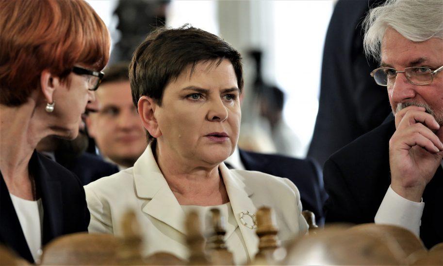 Beata Szydło ponownie przegrała głosowanie na przewodniczącą komisji zatrudnienia PE