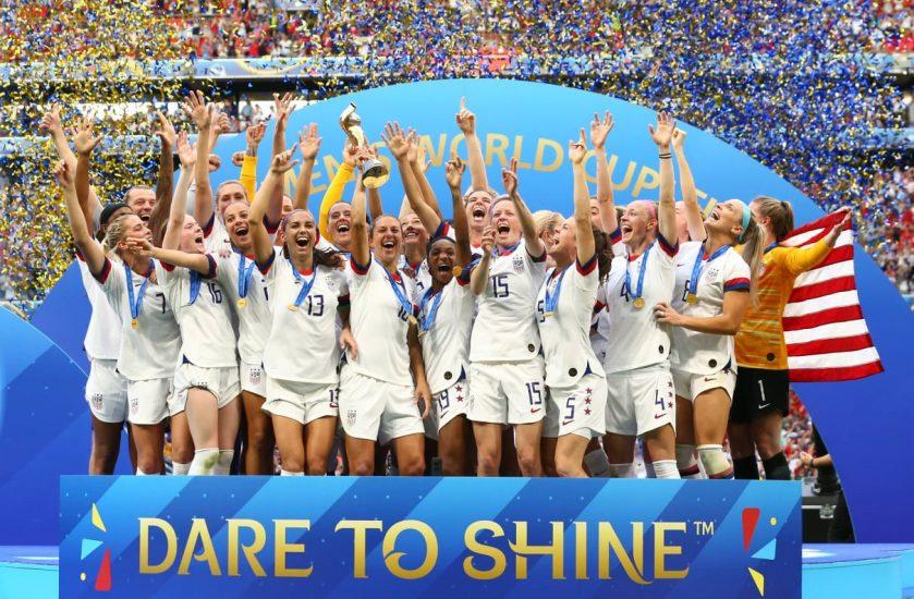 Zwycięstwo Amerykanek w finale mistrzostw świata kobiet