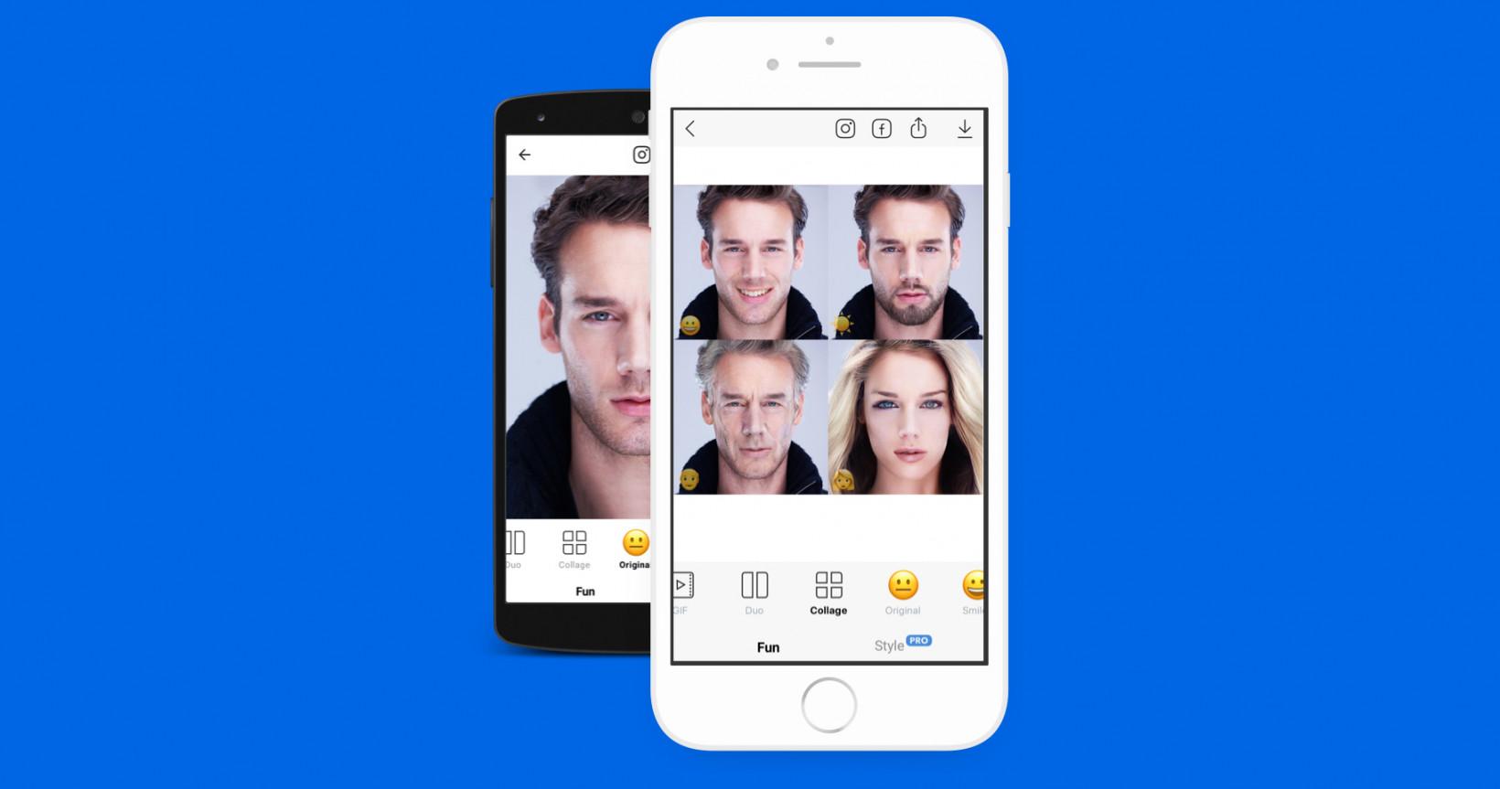 Ministerstwo Cyfryzacji ostrzega przed popularną ostatnio aplikacją do przeróbki zdjęć
