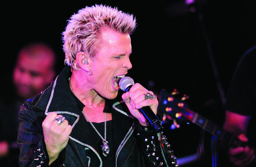 Billy Idol gwiazdą tegorocznego Ribfest w Naperville